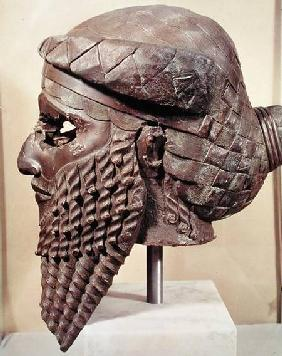 Head of Sargon I (c.2334-2279 BC) 2400-2200 BC