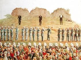 The Execution of Maximilian I (1832-67)