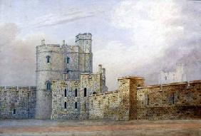 Windsor Castle, the Military Knights Tower  &