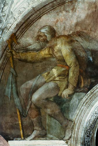 Sistine Chapel Ceiling One Of The Ances Michelangelo