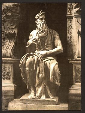 Michelangelo, Moses