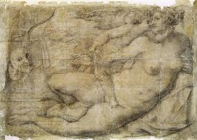 Venus with Cupid