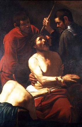 Christ Crowned by Thorns c.1602