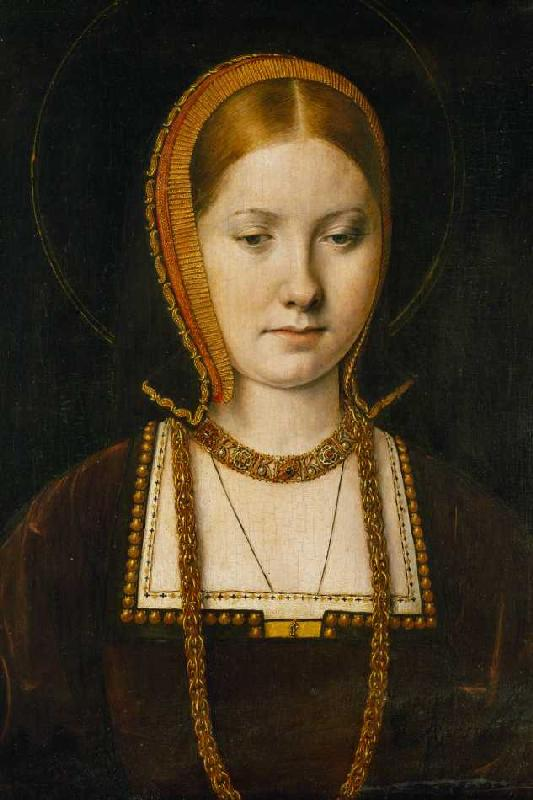 Bild: Michiel Sittow - <b>Mary Rose</b> Tudor (1496-1533), Schwester Heinrichs - mary_rose_tudor_1496_1533_schw