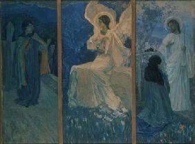 The Resurrection Triptych 1922