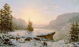Winter Landscape 1878