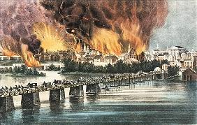 Fall of Richmond 2nd April 1865
