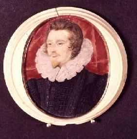 Portrait of a gentleman with beard and ruff c.1590