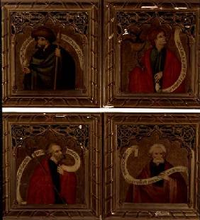 SS. James, John, Matthew and Simon 1468