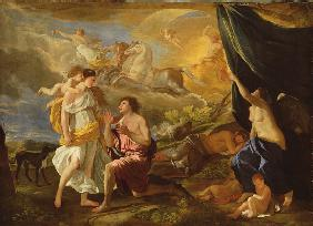 Selene and Endymion c.1630
