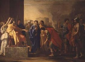 The Continence of Scipio 1640