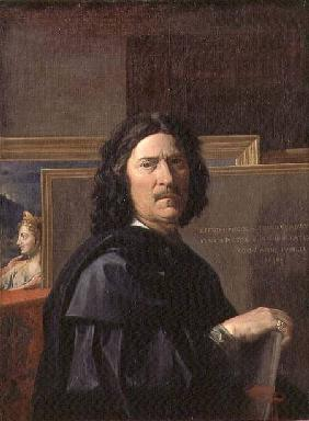 Portrait of the Artist 1650