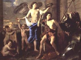 The Triumph of David c.1630