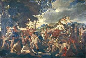 The Triumph of Flora c.1627-28