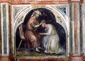 Act of Forgiveness, after Giotto c.1450