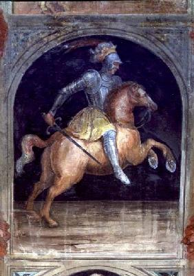 Mars in Scorpio, after Giotto c.1450
