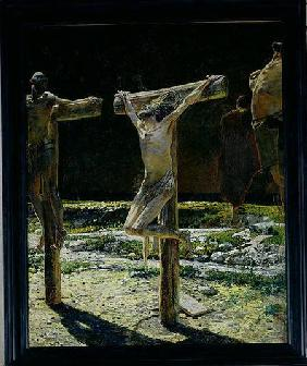 The Crucifixion, or Golgotha 1893