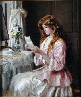 The Love Letter 1904
