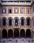 View of the 'Cortile d'Onore' (Courtyard of Honor) designed by Giuliano da Sangallo (c.1443-1516) 15