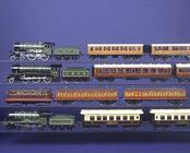 Hornby locomotives and coaches, English, 20th century 16th