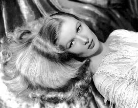 American Actress Veronica Lake c. 1942