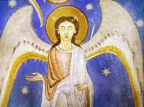 Angel from the West wall