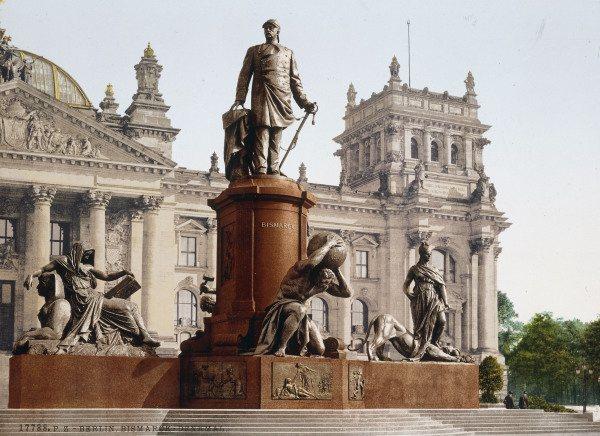 Denkmal Berlin Berlin Bismarck-denkmal