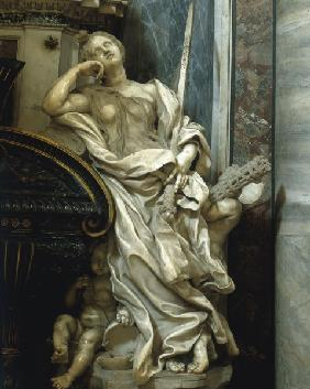Bernini / Justitia