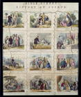 Bible Scenes Jigsaw Puzzle, the History of Joseph