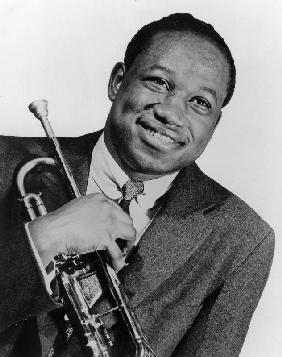 Clifford Brown jazz trumpet player in 1953