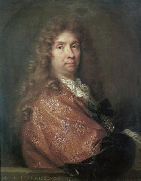 Charles Lebrun, Self-Portrait / 1684