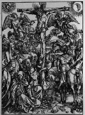 Christ on the Cross / Dürer / 1497/98