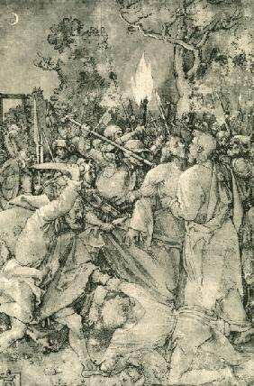 Christ s Arrest / Dürer / 1504