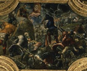 Defence of Brescia 1438 / Tintoretto