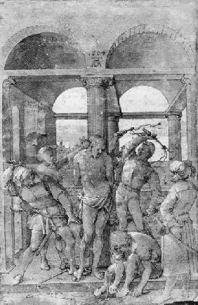 Dürer, Flagellation / fr.: Green Passion