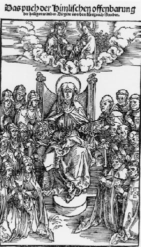 Duerer, Saint Birgitta of Sweden