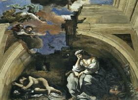Guercino / The Night