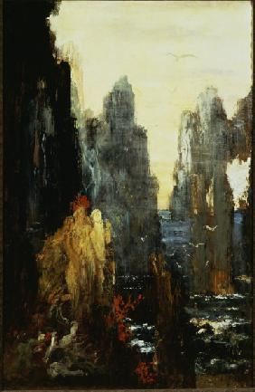 Gustave Moreau / The Sirens