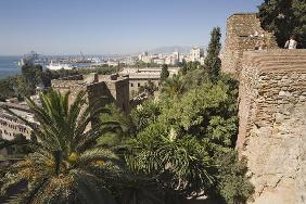 Inside the Alcazaba (photo)