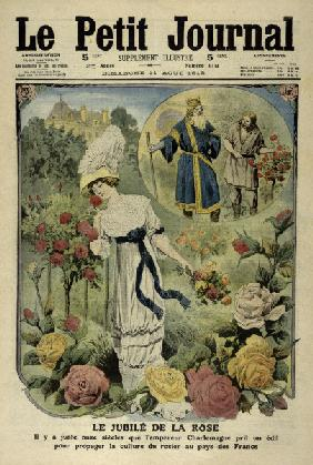 Jubilee of the rose/from: Petit Journal