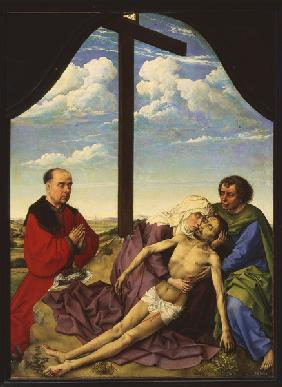 Lamentation of Christ/ Weyden/ c.1440/50