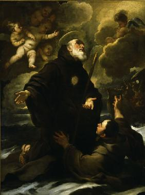 L.Giordano / St. Francis of Paola