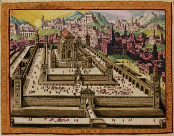 Tempel Von Salomon