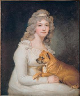 Mrs George Morland 1792