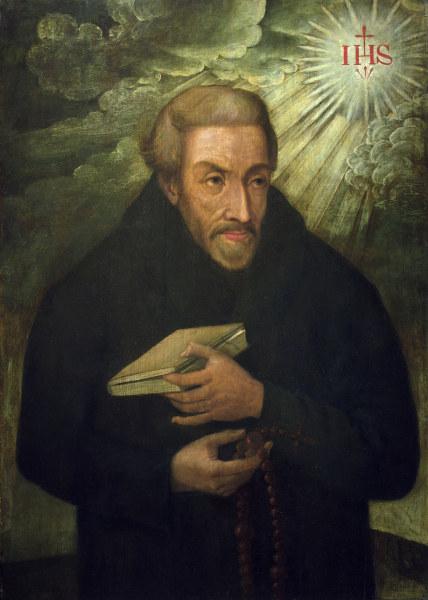 Historische Tapeten Schweiz : Petrus Canisius – Artist Artist als Kunstdruck oder handgemaltes