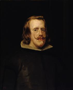 Philip IV of Spain / Velasquez