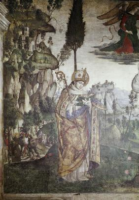 Pinturicchio / St Louis of Toulouse
