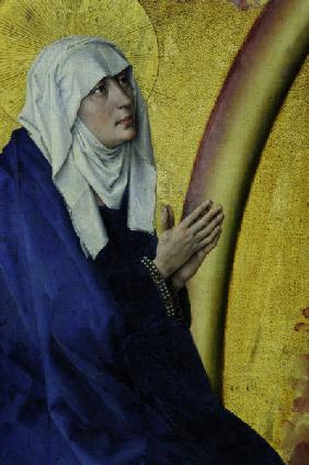 R. van der Weyden, Virgin Mary