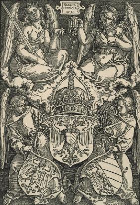 Reich Coat of Arms / Dürer / 1521