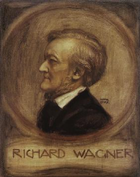 Richard Wagner, Paint. by Franz v.Stuck